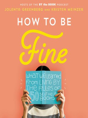 cover image of How to Be Fine